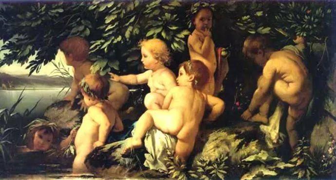 德国罗马派的著名代表人物安塞姆·费尔巴哈(1829-1880)插图37