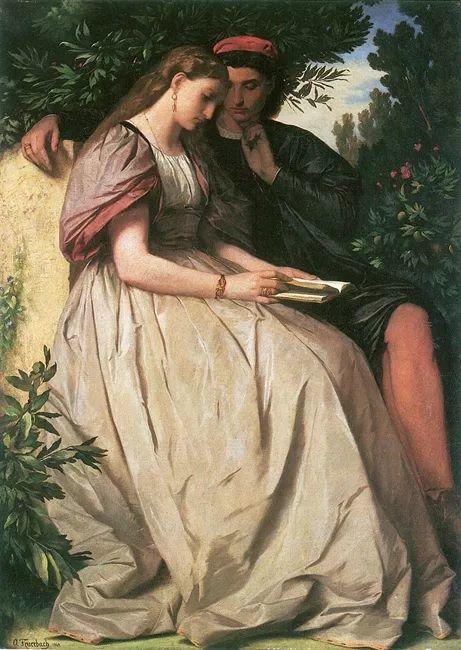 德国罗马派的著名代表人物安塞姆·费尔巴哈(1829-1880)插图41