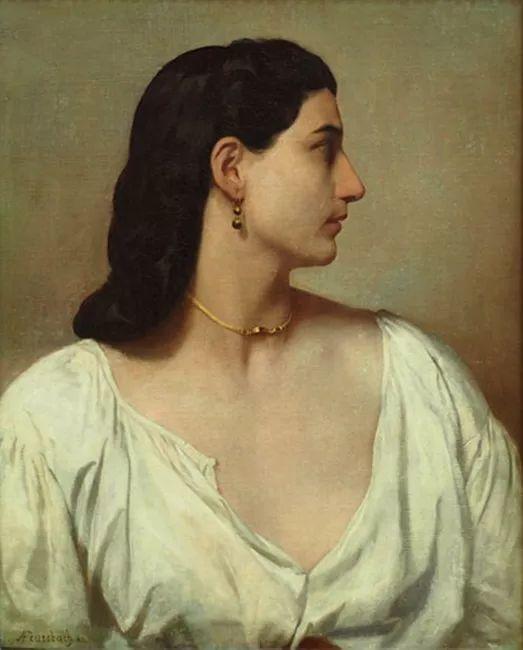 德国罗马派的著名代表人物安塞姆·费尔巴哈(1829-1880)插图43