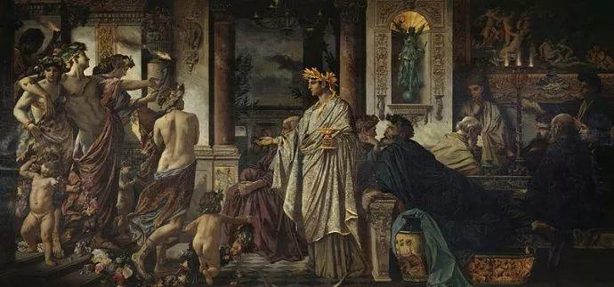 德国罗马派的著名代表人物安塞姆·费尔巴哈(1829-1880)插图64