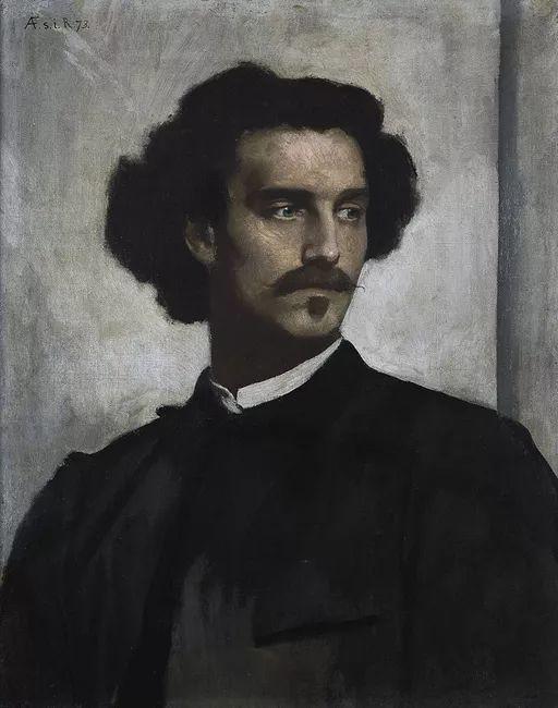 德国罗马派的著名代表人物安塞姆·费尔巴哈(1829-1880)插图70