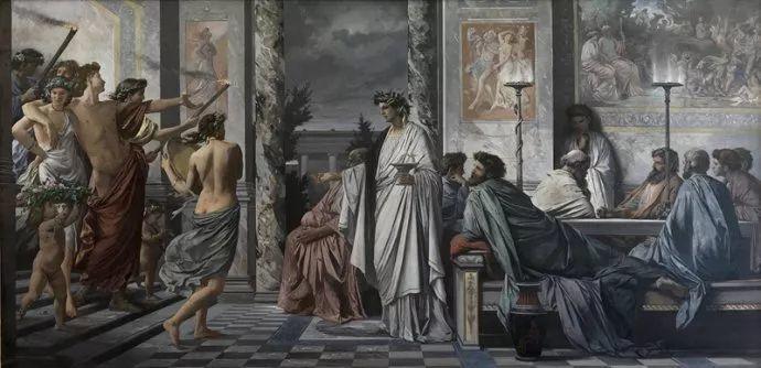 德国罗马派的著名代表人物安塞姆·费尔巴哈(1829-1880)插图74