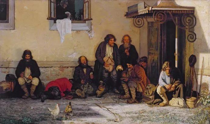 巡回展览画派创始人之一 俄罗斯米亚索迪夫(1834-1911)插图7