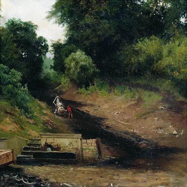 巡回展览画派创始人之一 俄罗斯米亚索迪夫(1834-1911)插图11