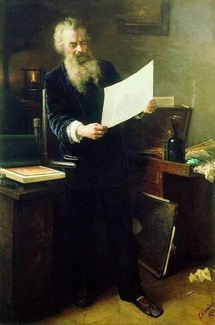 巡回展览画派创始人之一 俄罗斯米亚索迪夫(1834-1911)插图15