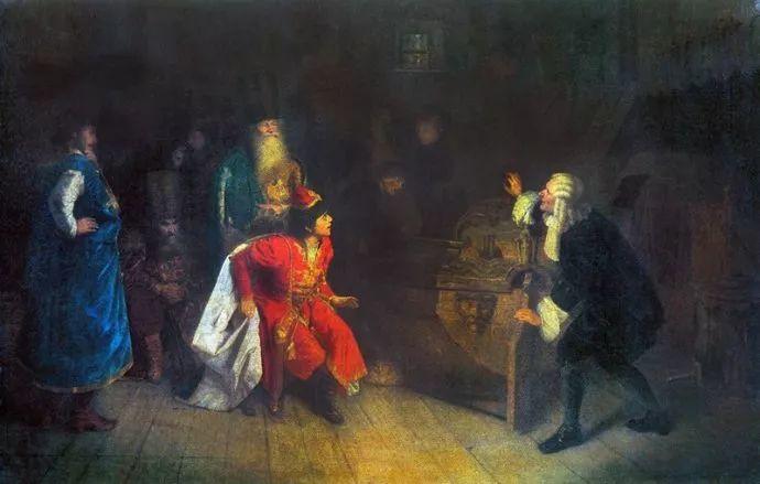 巡回展览画派创始人之一 俄罗斯米亚索迪夫(1834-1911)插图17