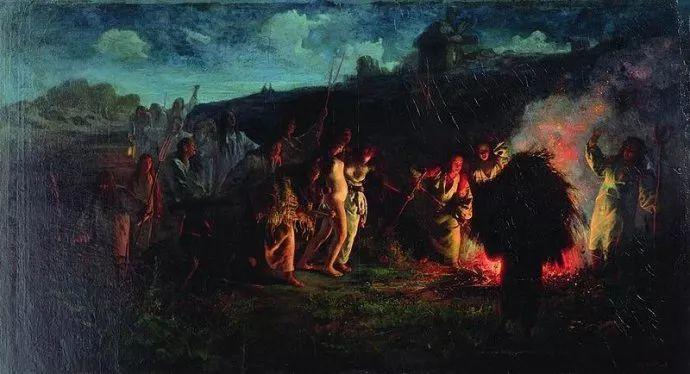 巡回展览画派创始人之一 俄罗斯米亚索迪夫(1834-1911)插图19