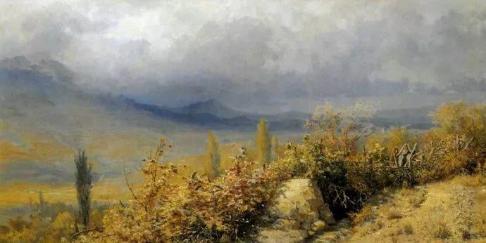 巡回展览画派创始人之一 俄罗斯米亚索迪夫(1834-1911)插图25
