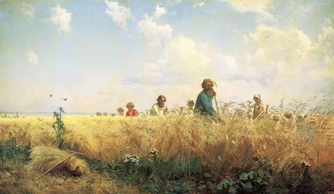 巡回展览画派创始人之一 俄罗斯米亚索迪夫(1834-1911)插图27