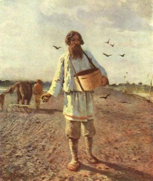 巡回展览画派创始人之一 俄罗斯米亚索迪夫(1834-1911)插图35