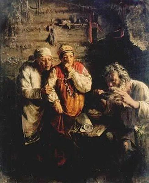巡回展览画派创始人之一 俄罗斯米亚索迪夫(1834-1911)插图47