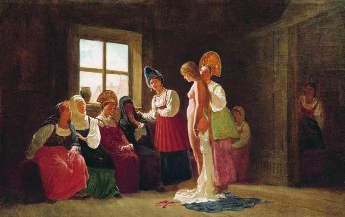 巡回展览画派创始人之一 俄罗斯米亚索迪夫(1834-1911)插图53