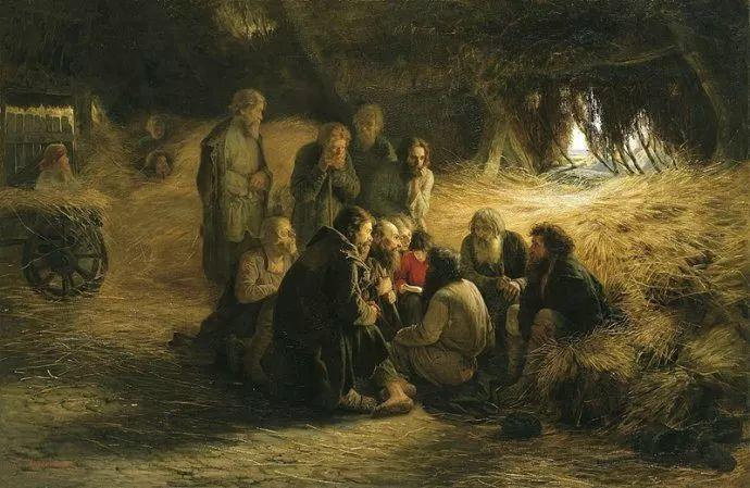 巡回展览画派创始人之一 俄罗斯米亚索迪夫(1834-1911)插图57
