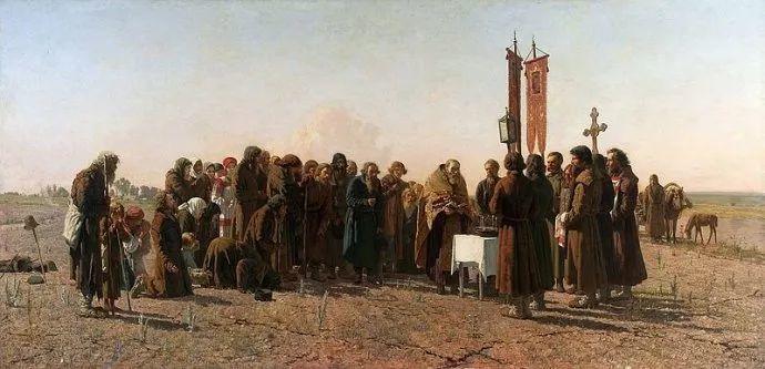 巡回展览画派创始人之一 俄罗斯米亚索迪夫(1834-1911)插图59