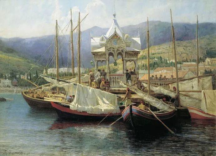 巡回展览画派创始人之一 俄罗斯米亚索迪夫(1834-1911)插图61