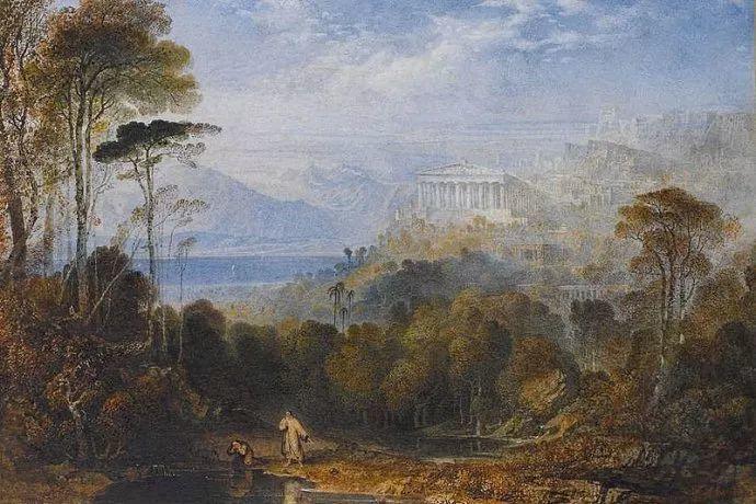 浪漫主义 英国画家约翰·马丁(1789-1854)插图9