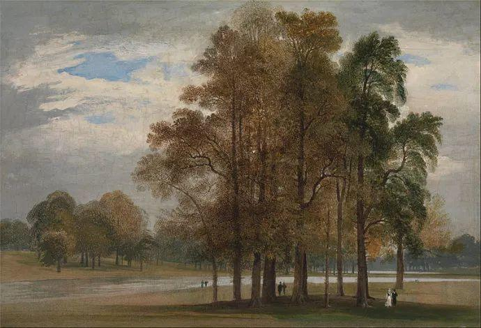 浪漫主义 英国画家约翰·马丁(1789-1854)插图15