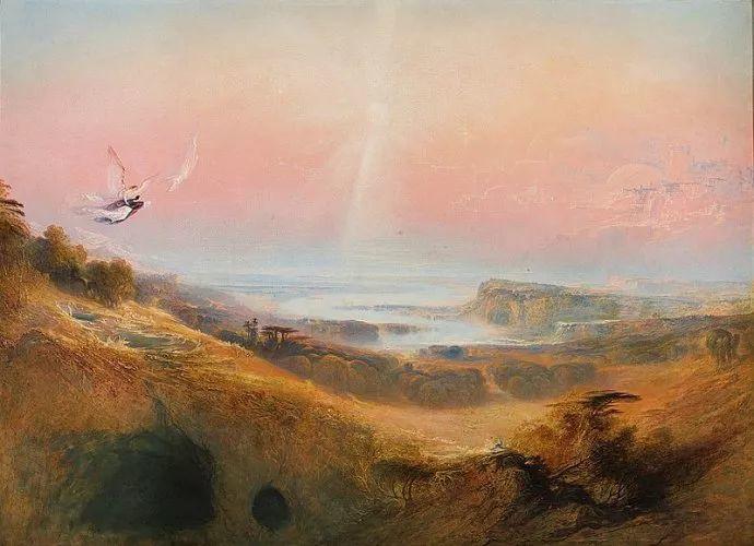 浪漫主义 英国画家约翰·马丁(1789-1854)插图23