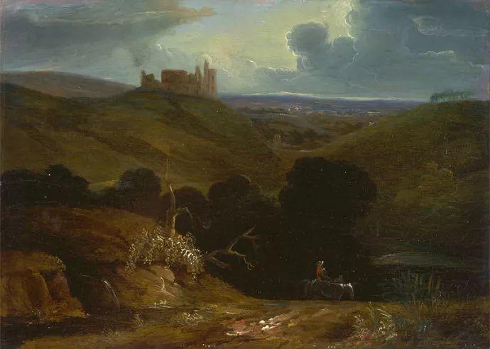 浪漫主义 英国画家约翰·马丁(1789-1854)插图29