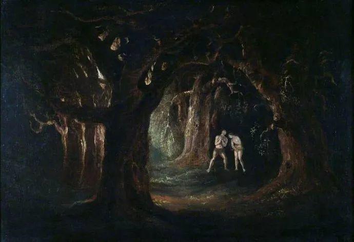 浪漫主义 英国画家约翰·马丁(1789-1854)插图35