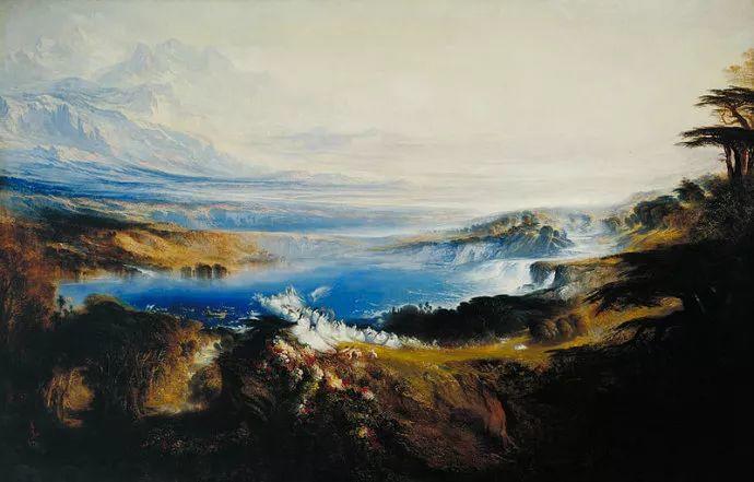 浪漫主义 英国画家约翰·马丁(1789-1854)插图51