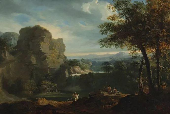 浪漫主义 英国画家约翰·马丁(1789-1854)插图53