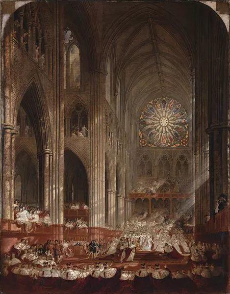 浪漫主义 英国画家约翰·马丁(1789-1854)插图55