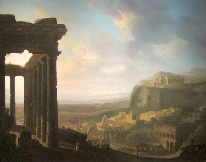 浪漫主义 英国画家约翰·马丁(1789-1854)插图57