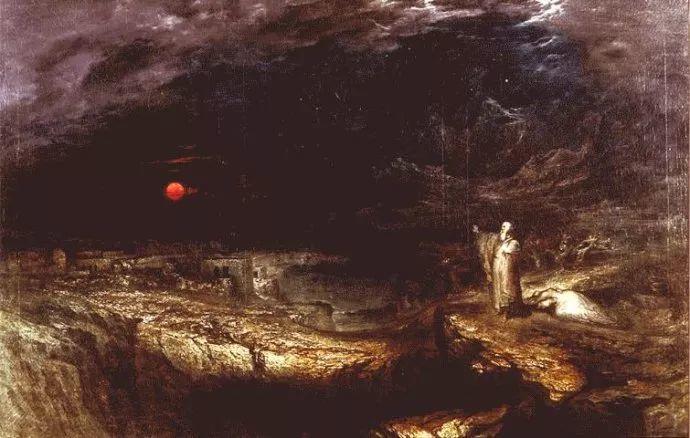 浪漫主义 英国画家约翰·马丁(1789-1854)插图63