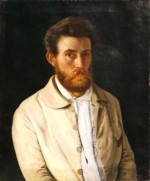 丹麦画家Vilhelm Peter Karl Kyhn(1819-1903)插图1