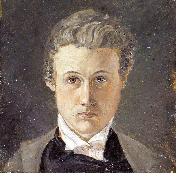 丹麦画家Vilhelm Peter Karl Kyhn(1819-1903)插图3