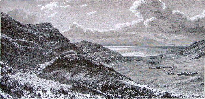 丹麦画家Vilhelm Peter Karl Kyhn(1819-1903)插图33