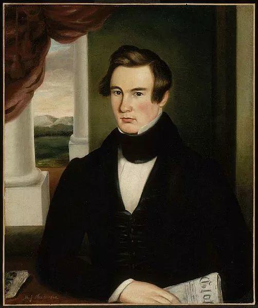 风景画 美国画家赫德(1819-1904)插图5