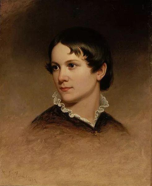 风景画 美国画家赫德(1819-1904)插图9