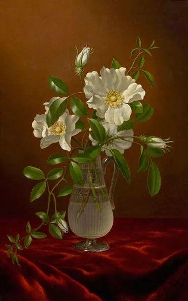 风景画 美国画家赫德(1819-1904)插图57