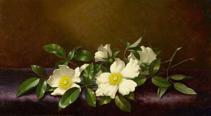 风景画 美国画家赫德(1819-1904)插图71