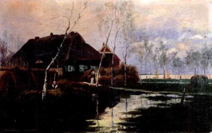 表现主义 德国画家罗特鲁夫(1884-1976)插图5