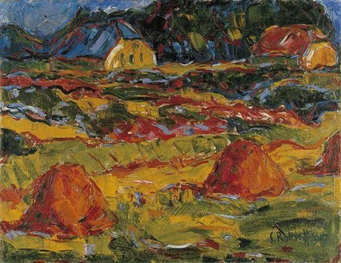 表现主义 德国画家罗特鲁夫(1884-1976)插图9