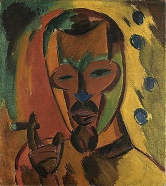 表现主义 德国画家罗特鲁夫(1884-1976)插图45