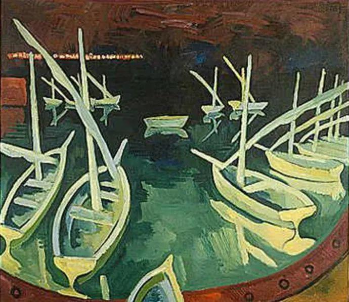 表现主义 德国画家罗特鲁夫(1884-1976)插图55