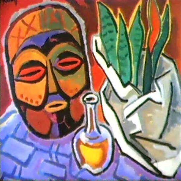 表现主义 德国画家罗特鲁夫(1884-1976)插图61