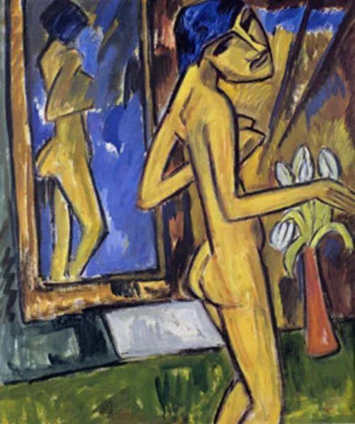 表现主义 德国画家罗特鲁夫(1884-1976)插图71