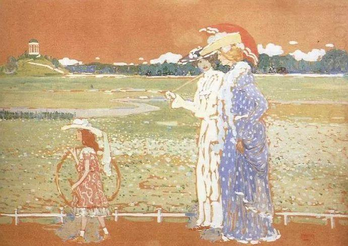 抽象主义 俄罗斯画家康定斯基(1866-1944)插图15