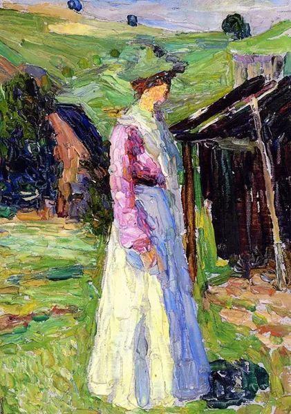 抽象主义 俄罗斯画家康定斯基(1866-1944)插图21