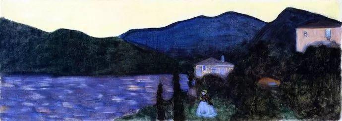 抽象主义 俄罗斯画家康定斯基(1866-1944)插图29