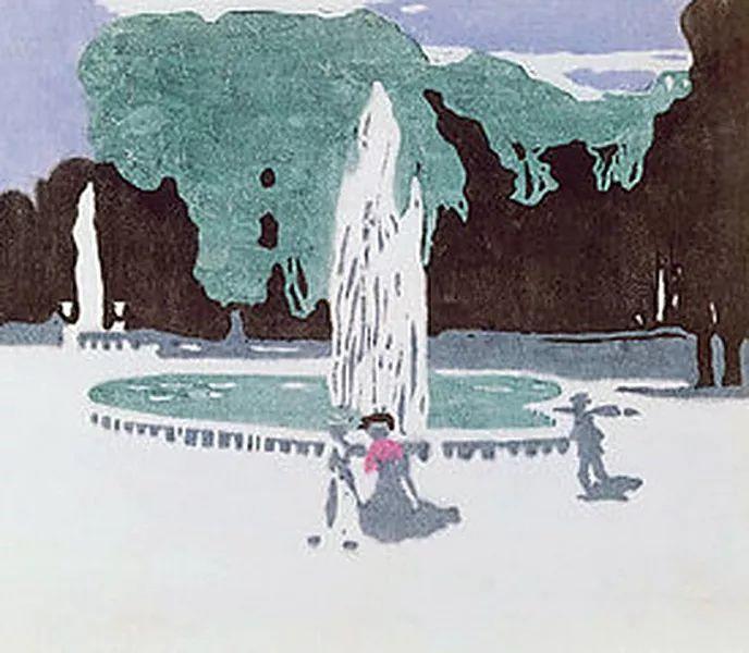 抽象主义 俄罗斯画家康定斯基(1866-1944)插图49