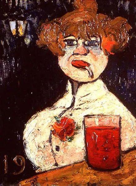 野兽派主要代表 法国画家弗拉芒克插图3