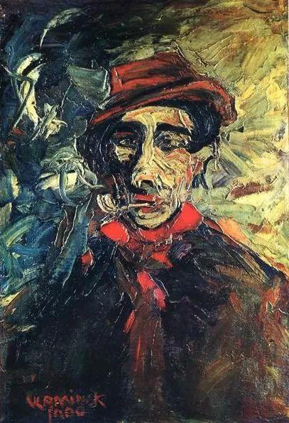 野兽派主要代表 法国画家弗拉芒克插图5