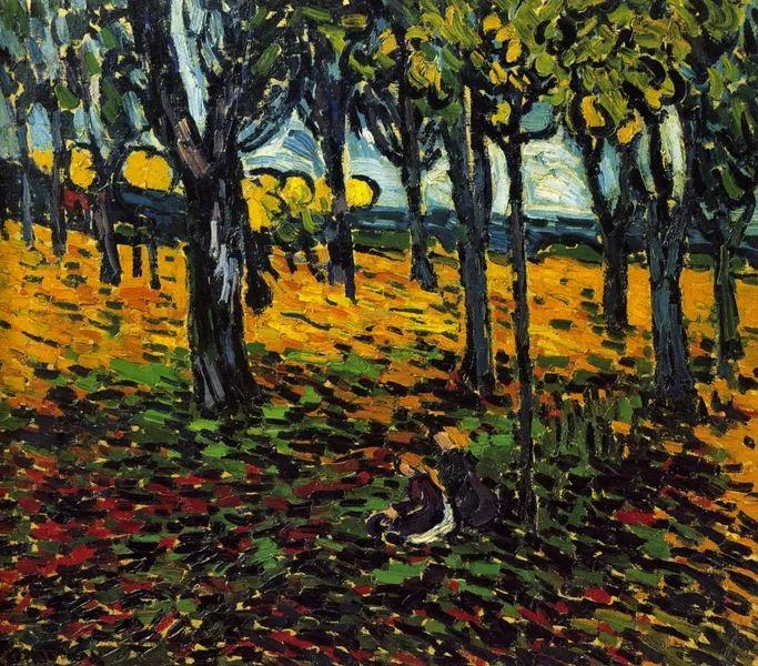 野兽派主要代表 法国画家弗拉芒克插图25