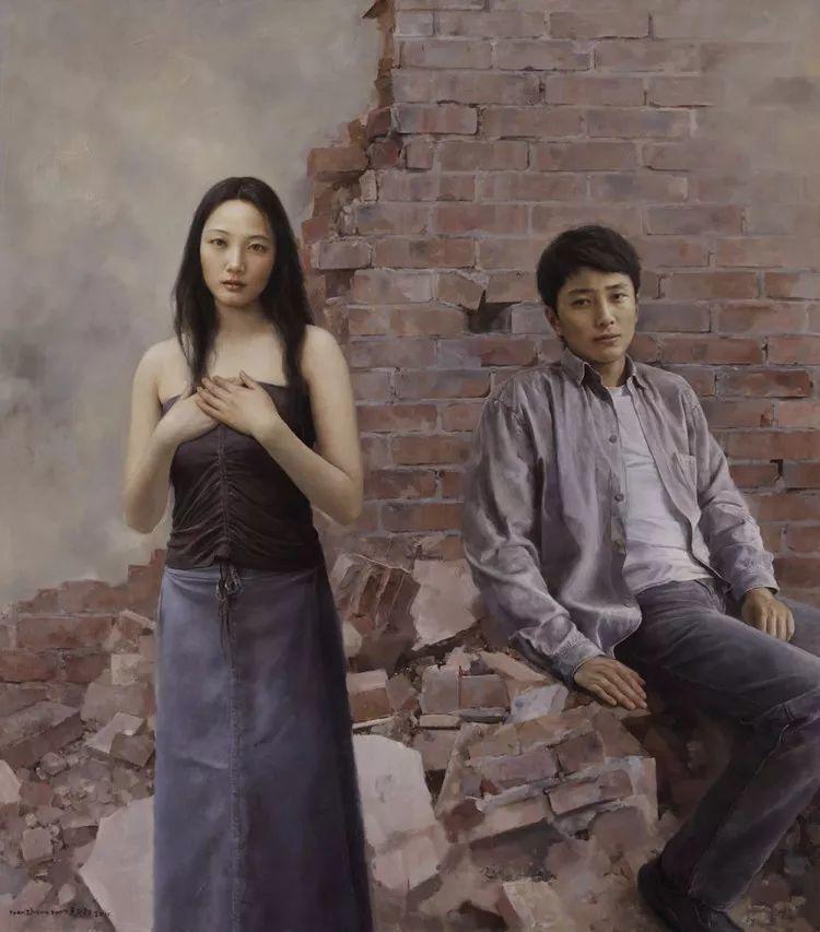 军营中走出的写实派画家 袁正阳作品欣赏插图11